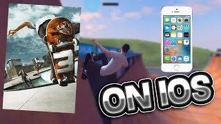 SKATE 3 ON iOS..?? (iPhone, iPad, iPod) - MYTP Skate
