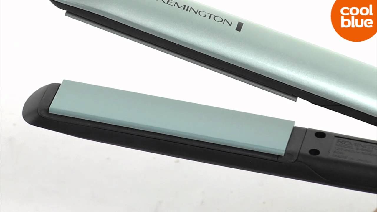 Remington S8500 Morrocan Argan Oil Shine Therapy Straightener .