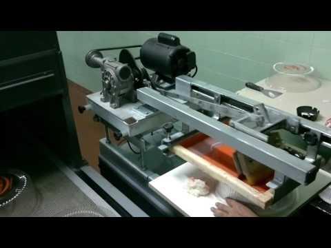 IMPRESSORA SEMI AUTOMÁTICA FINE PRINT PFP-01, para imprimir sacolas, embalagens de bolo...