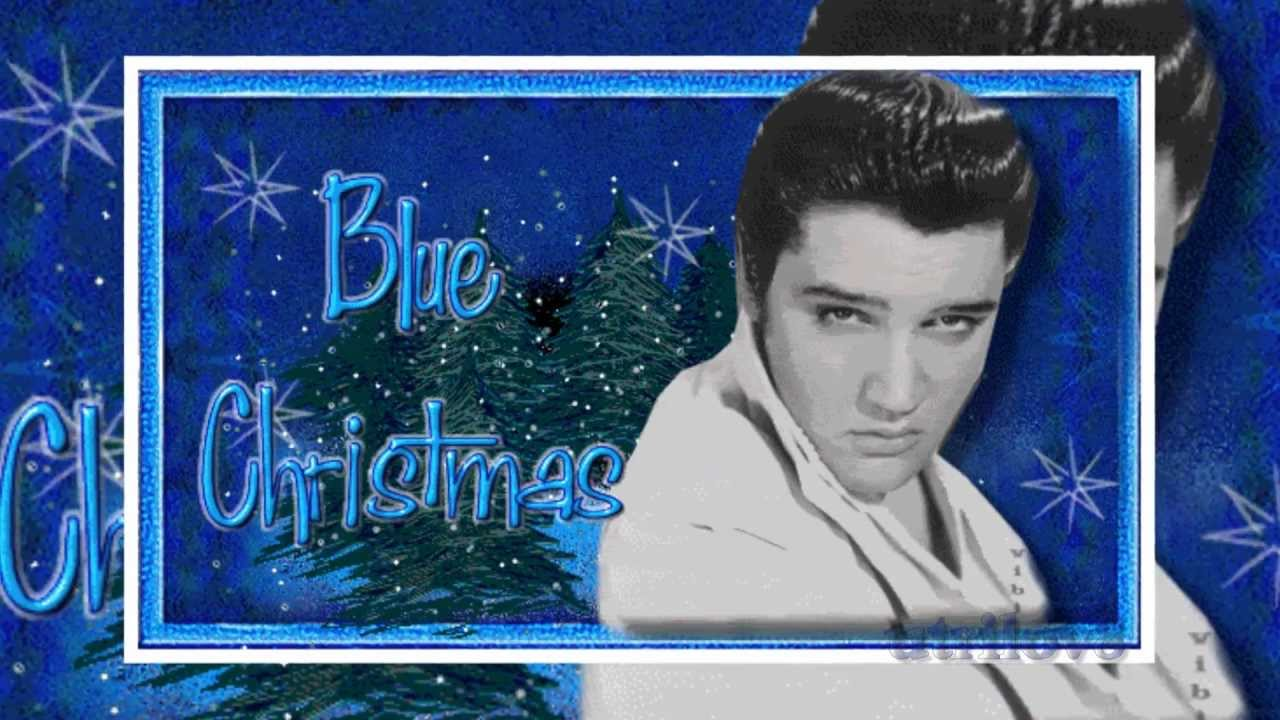 elvis presley blue christmas view 1080 hd - Blue Christmas Elvis Presley