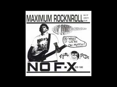 NOFX - Maximum Rocknroll - 1991 - Full Album