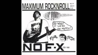 NOFX - Maximum Rocknroll - 1991 - Full Album