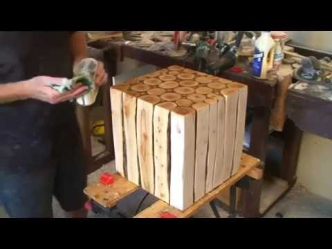 R.K Furniture ||  How To Make A Stylish Wooden Side Table