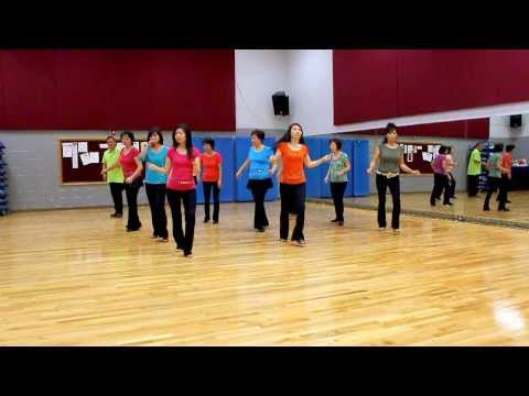 Telescopic - Line Dance (Dance & Teach in English & 中文)