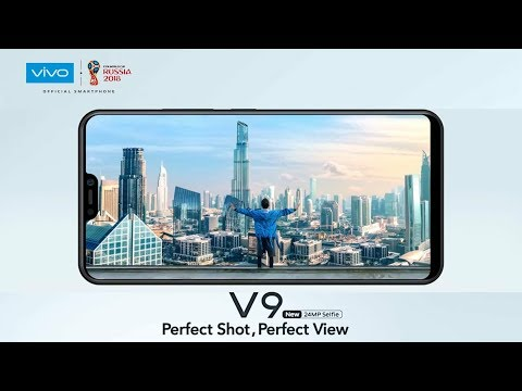 VIVO V9 Official Video - Trailer, Introduction, Commercial