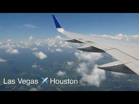 Trip Report: Las Vegas (LAS) to Houston (IAH) on United Airlines - Thanks for 40 million views!