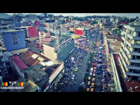 Avenue kennedy Yaounde