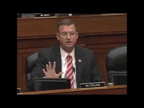 09/28/16 Congressman confronts FBI Director Comey over Clinton investigation