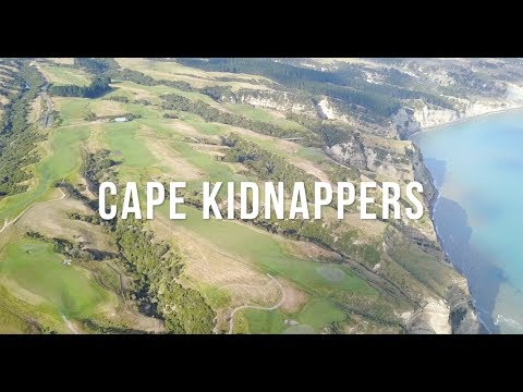 No Laying Up Golf Travel: Cape Kidnappers    New Zealand Golf