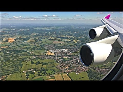 Wamos Air Boeing 747-4H6 | New York JFK to London Gatwick *Full Flight*