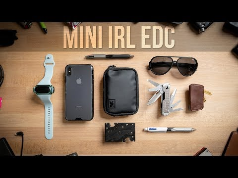 What&39;s In My Pockets Ep 11 - Mini IRL EDC Everyday Carry