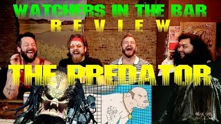 WATCHERS IN THE BAR: The Predator (2018) Review