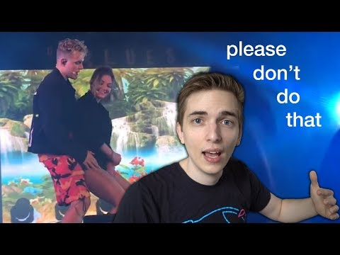 Jake Paul's Beautiful Disaster of a Live Show