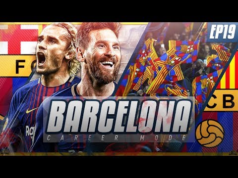 FIFA 18 Barcelona Career Mode - EP19 - Champions League Final!! New Career Mode Series?!