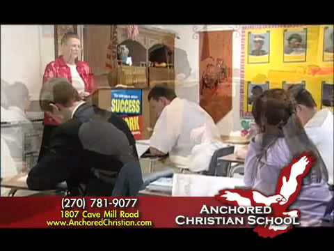 Anchored Christian School - Now More Than Ever!  2009-2010 TV Ad
