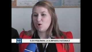 BIT TV ELEVI PASCANENI LA OLIMPIADELE NATIONALE