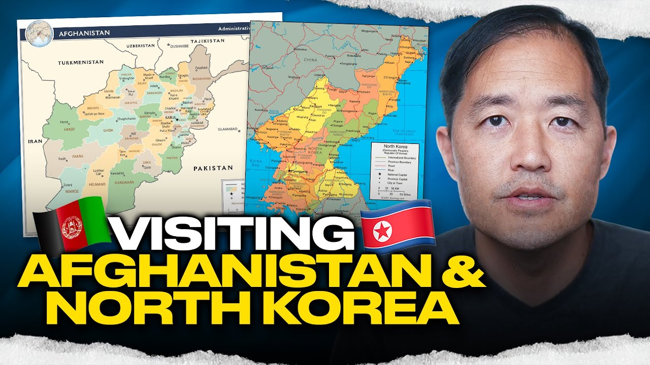 What I learned visiting Afghanistan, North Korea, Iraq & Iran (Ep. 410)