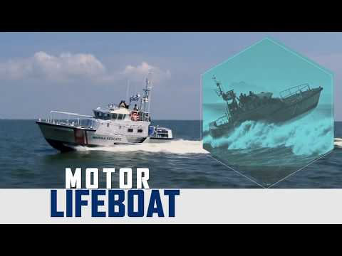 Motor Lifeboat