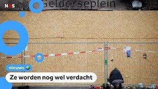 Verdachten van flatbrand Arnhem niet meer in gevangenis