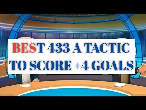 Best 433 a tactic 2018| osm tactic
