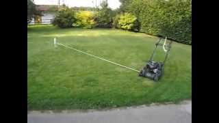 Lawn mowing made easy... thumbnail