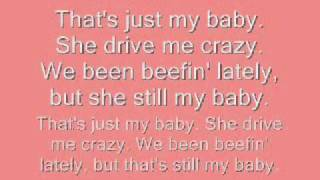 Lil Phat,Lil Trill,Mouse-My Baby *LYRICS*