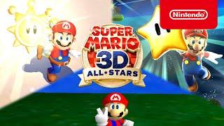 Super Mario 3D All-Stars ist ab 18. September erhältlich! (Nintendo Switch)