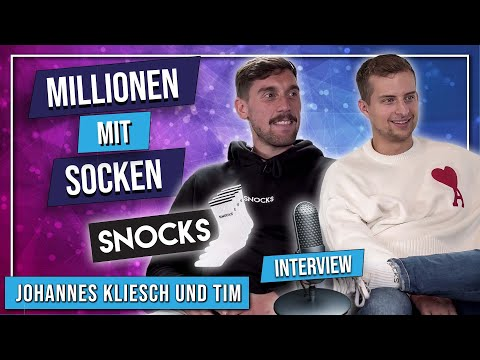 Vom Sneaker Reseller zum erfolgreichen StartUp Unternehmer! - Interview mit Johannes Kliesch und Tim
