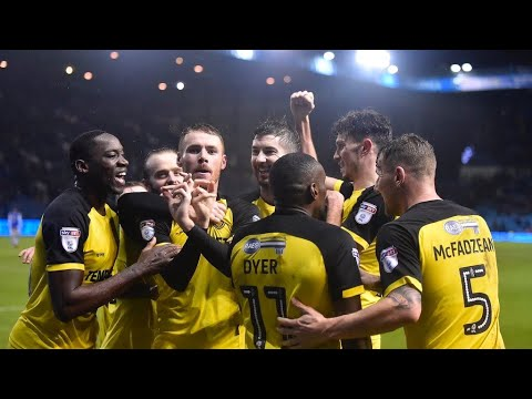 NOT 1, NOT 2, BUT 3!!! | Sheffield Wednesday vs Burton Albion | Matchday Experience