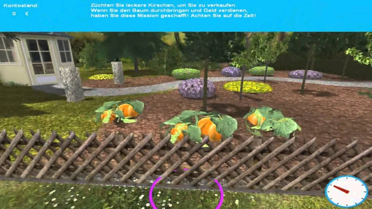 Garten Simulator 2010 Gameplay Hd Youtube