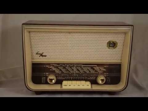 SPRZEDAM SPRAWNE ORYGINALNE ZABYTKOWE FIRMOWE RADIO LAMPOWE LUXOR