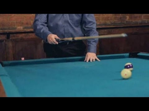 Cue Ball Control 101: Draw, Follow and Stop Shots in Pool