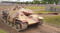 Tankfest 2019, No Commentary