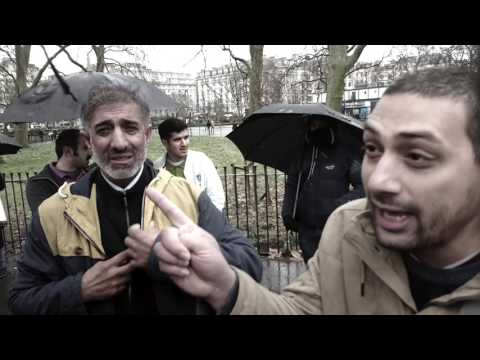 WHAT HAPPENED WHEN A IRAQI SPOKE @ SPEAKERS CORNER 29TH JAN