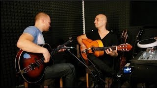 Guitar music (Persian flamenco groove) Cafeteria by Vltava - Shahab Tolouie & Jan Urbanec