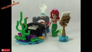 Baixar LEGO Ariel's Underwater Symphony Polybag 30552 Stop Motion Build