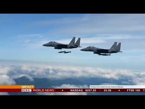 Download Youtube: BBC World News Impact - North Korea missile