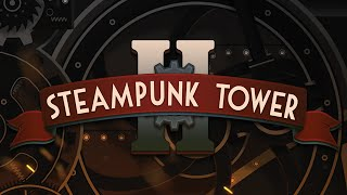 Official Steampunk Tower 2 - The One Tower Defense... (by DreamGate) Launch Trailer (iOS/Android)