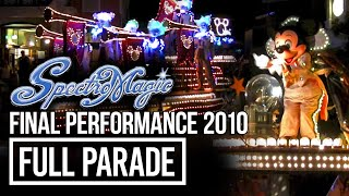 Last Spectromagic 2010 at the Magic Kingdom