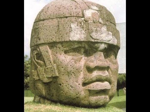 Olmec Colossal Stone Heads Mexico Unexplained