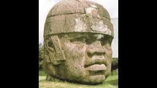 Mexico Unexplained:  Olmec Colossal Stone Heads