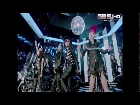 2NE1 Go Away with CL English Rap (Japanese Version)
