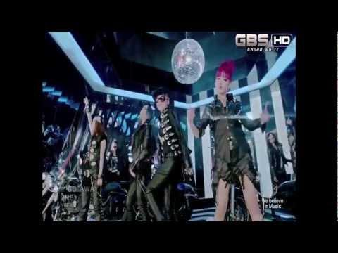 2NE1 Go Away with CL English Rap (Japanese Version)