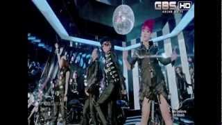 Gambar cover 2NE1 Go Away with CL English Rap (Japanese Version)