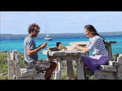 Stuck in Paradise. Lifou, New Caledonia. Sailing South Pacific (22°South) Ep.6