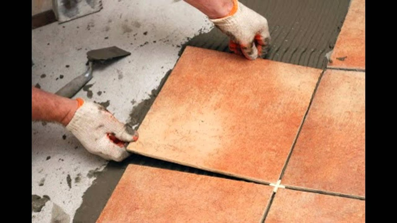 Cheap Floor Tiles - YouTube