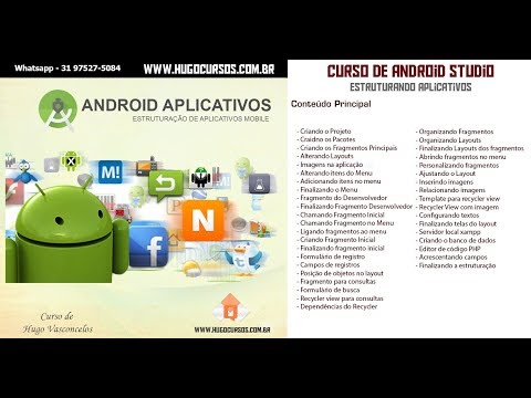 Android Studio 2018 Aplicativos - Aula 12 - Chamando