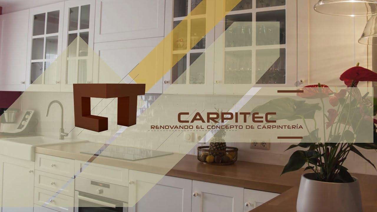 Cocinas albacete carpinter a carpitec youtube - Muebles de cocina albacete ...