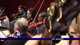 "WGHP-TV BUCKLEY REPORT ""HEY MOZART"""