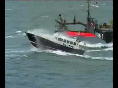 Interceptor Pilot 55 on Trials off Cork